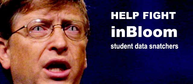 inBloom Bill Gates