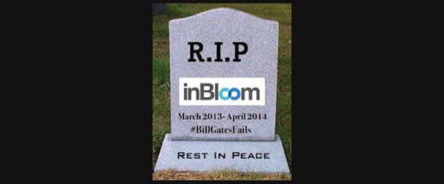 inBloom Bill Gates