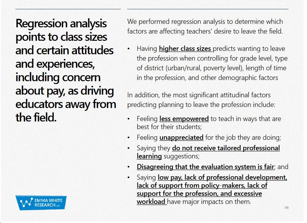 Class Size Reduction Research | Class Size Matters Class
